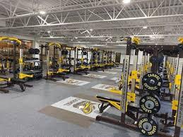 1 million workout facility