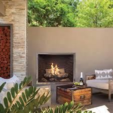 tc42 a tc36 outdoor gas fireplace