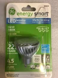 Energy Smart Flood Lights Upc 043168629096 Ge Lighting 62909 Energy Smart Led 4 5