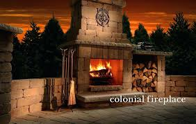 pre made outdoor fireplace pre engineered masonry outdoor fireplace