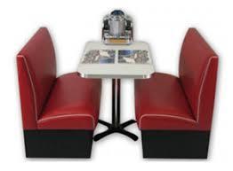 dining booth furniture. children\u0027s retro diner booth · americo - economy set dining furniture