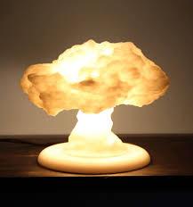 diy room lighting ideas. #8 DIY Room Decor Ideas: Nuke Lamp Diy Lighting Ideas