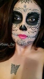 day of the dead makeup dia de los muertos makeup