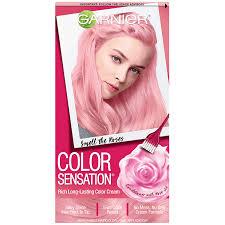 color sensation light pink hair color