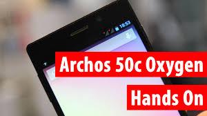 Archos 50c Oxygen mit OctaCore Chip für ...