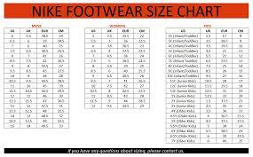 Air Max Thea Size Chart Clearance Nike Air Max Thea Sizing Guide 70a3f 123ba