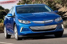 2017 Chevrolet Volt Review & Ratings | Edmunds