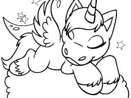 Free Printable Unicorn Coloring Pages Unicorn Coloring Sheet Rainbow