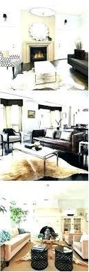faux hide rug faux hide rug cowhide fake rugs for pleasing inspiring plans black faux