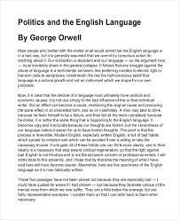 analysis essay samples language essay