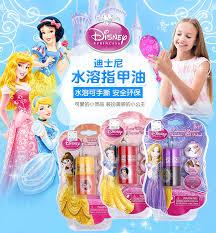 <b>Disney</b> Sweet Princess <b>Water Soluble</b> Finger Color Children's Toy ...