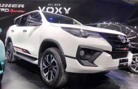 Toyota Fortuner 2.4v 4X4 A/T | All New Toyota Revo Rocco 2018-19 ...