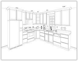 Design Kitchen Cabinet Layout Online