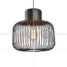 sinclair black wire pendant lantern