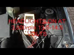 testing alternator and wiring youtube How To Test Alternator Wiring Harness testing alternator and wiring how to test alternator wiring harness