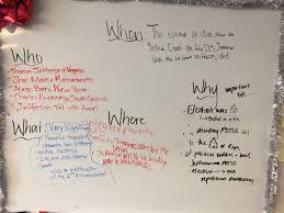 Classwork Presentations History