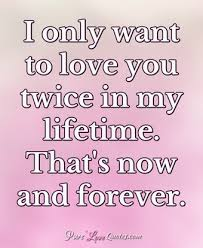 Forever In Love Quotes