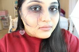 makeup tutorial zombie makeup tutorial day to night makeup beginner