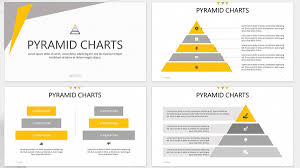 Powerpoint Charts Diagrams Ceo Pack Pyramid Chart Free Powerpoint Template