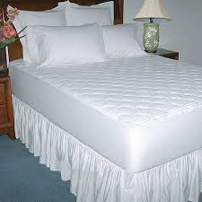 mattress queen walmart. 250-thread count luxury cotton mattress pad queen walmart t