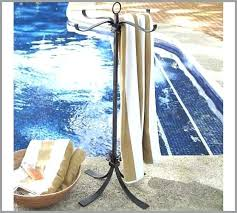 outdoor towel rack bronze pool towel rack astonishing bronze pool towel valet of bronze pool towel outdoor towel rack
