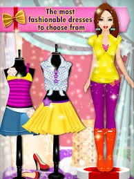 princess hair fashion makeover makeup dress up games for s screenshot 8