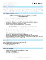 Ideas For Resume Objectives General Resume Objective Statement In
