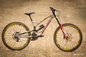 sam hill s prototype nukeproof dh bike
