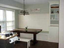 how to build a breakfast nook diy bench plans