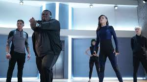 the gifted l r guest star james carpinello guest star tyshon freeman emma dumont guest star mice ramos and percy hynes white in the tempted