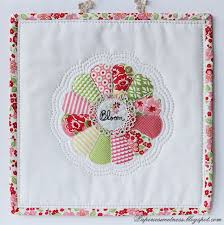 145 best Fabric Die Cutting images on Pinterest | Crafts, Digital ... & Sizzix Die Cutting Inspiration and Tips: Die Cutting Fabric: Mini Wall  Hanging Quilt Adamdwight.com