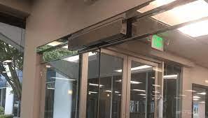 maglock installation for gates