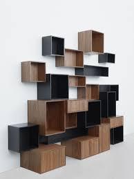 mdf furniture design. Furniture, Majestic Contemporary Book Shelving System Design Inspirations: Fancy Futuristic Modular Shelf In MDF Mdf Furniture F