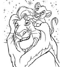 Our selection features favorite characters from the lion king such as nala, simba, timon, and pumbaa. Top 25 Free Printable The Lion King Coloring Pages Online