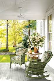 the porch furniture. Charming Tennessee Mountain Cottage The Porch Furniture