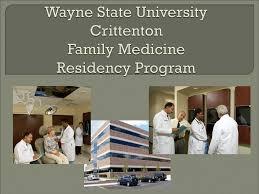 Wayne State University Crittenton Family Medicine Residency