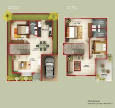 site duplex house plan rare bedroom plans pinoy charvoo site pl full