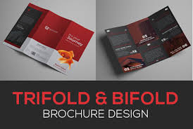 Design Professional Trifold Brochure Within 24 Hours