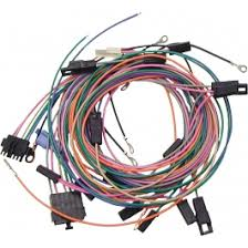 camaro console gauge pod wiring harness kit, autometer, 1968 1969 Air Fuel Gauge Wiring at Autometer Gauge Wiring Harness