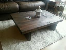 chunky rustic reclaimed style coffee