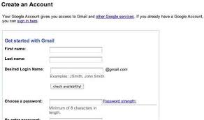 Use Password Recover Create Address A Secondary Gmail Your And To How