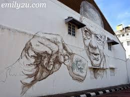 wall art street ipoh