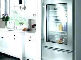 glass door refrigerator glass door refrigerator for home fridge freezer depot small glass door refrigerator