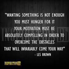 Les Brown Quotes Classy Les Brown Quote Poster InspirationDb