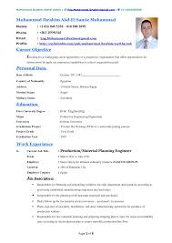Cv Resume Sample Doc Sample Curriculum Vitae Layout Download Cv And Resume  Samples With aploon