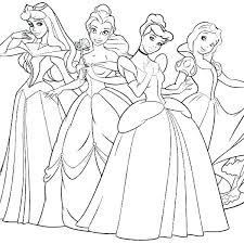 Sofia The First Coloring Page The First Coloring Pages Mermaid The