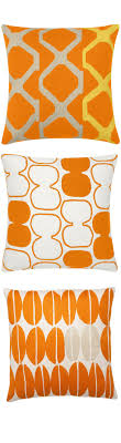 best  orange pillow cases ideas on pinterest  orange pillow