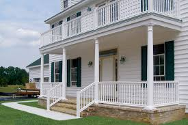 exterior column designs for homes. exterior. 4 white classic porch column design for inspiring two story house with exterior designs homes
