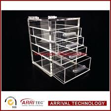 clear makeup organizer with drawers clear acrylic makeup organizer kim kardashian clear plastic makeup storage conners