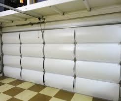 garage door insulation kits insulate a cville insulating